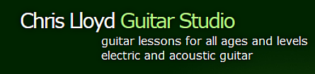 Chris Lloyd Guitar Studio guitar lessons Auckland