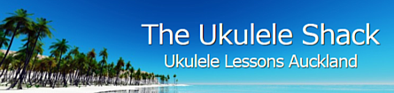 The Ukulele Shack ukulele lessons Auckland